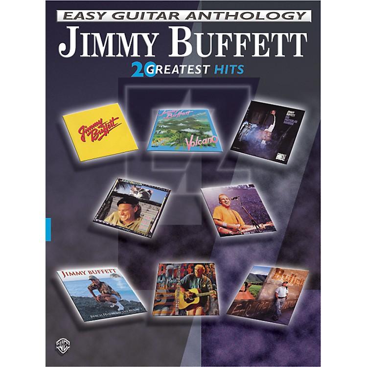 AlfredJimmy Buffett Easy Guitar Anthology