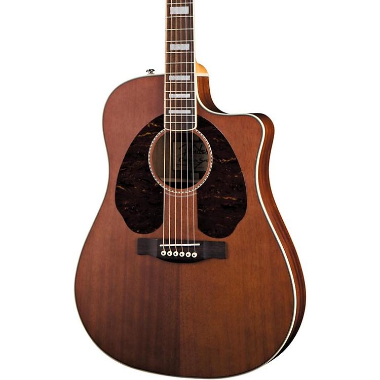 FenderJimmy Dale Signature Kingman SCE Acoustic-Electric Guitar