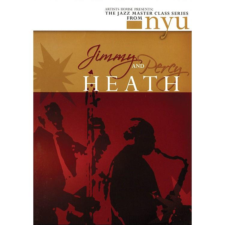Artists HouseJimmy & Percy Heath - The Jazz Master Class Series from NYU (2-DVD Set) DVD Series DVD by Jimmy Heath