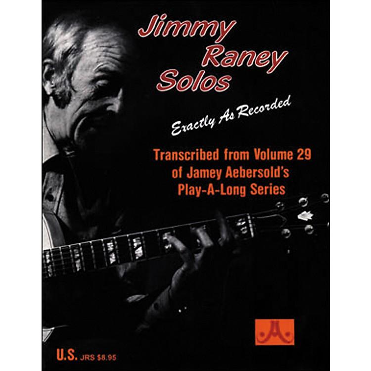 Jamey AebersoldJimmy Raney Solos Book