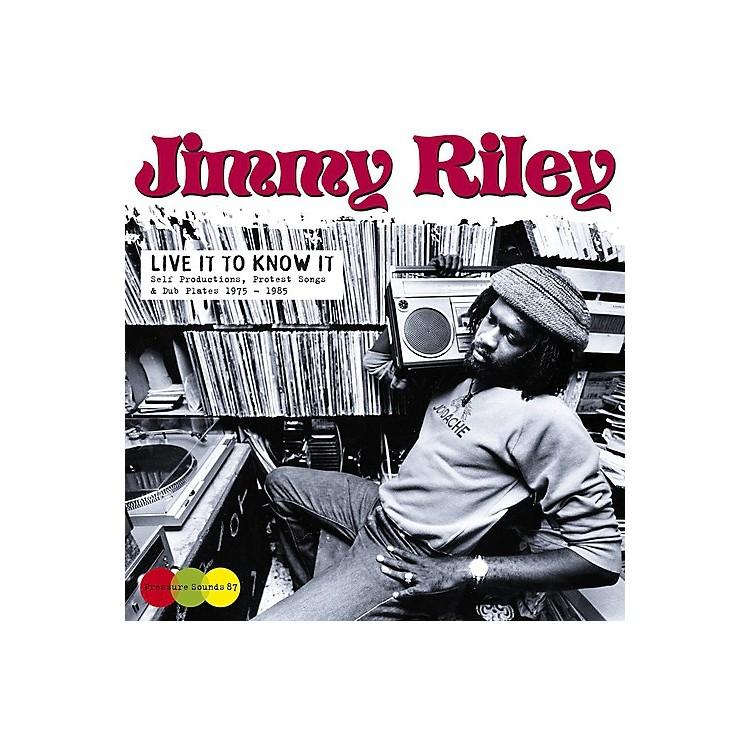 AllianceJimmy Riley - Live It to Know It