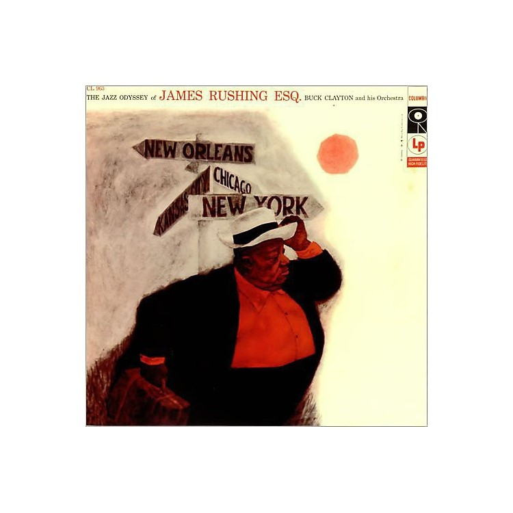 Alliance Jimmy Rushing - The Jazz Odyssey Of James Rushing ESQ.