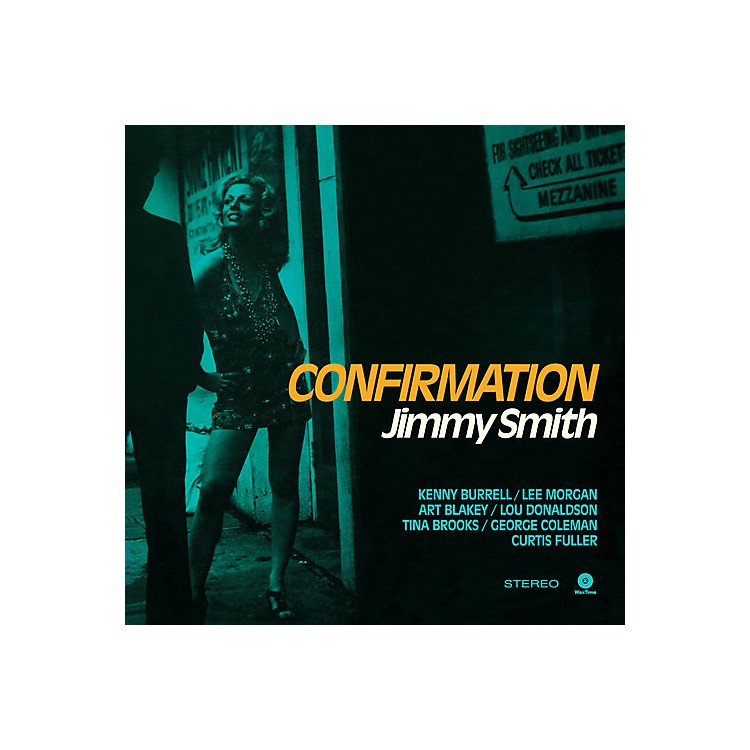 AllianceJimmy Smith - Confirmation
