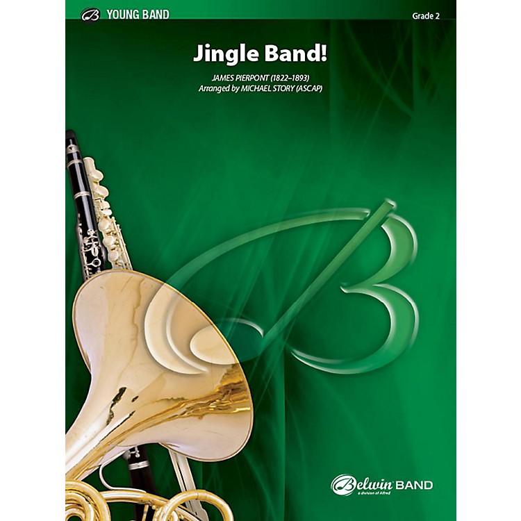 AlfredJingle Band! Concert Band Grade 2 Set