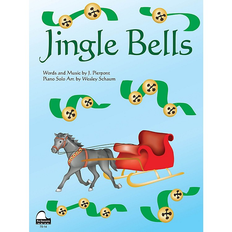 SCHAUMJingle Bells Educational Piano Series Softcover