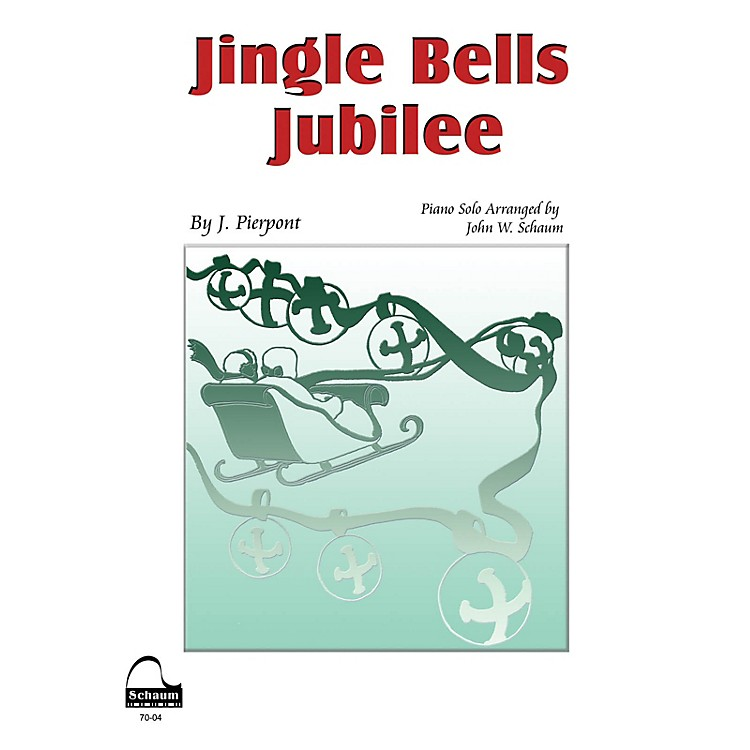 SCHAUMJingle Bells Jubilee Educational Piano Series Softcover