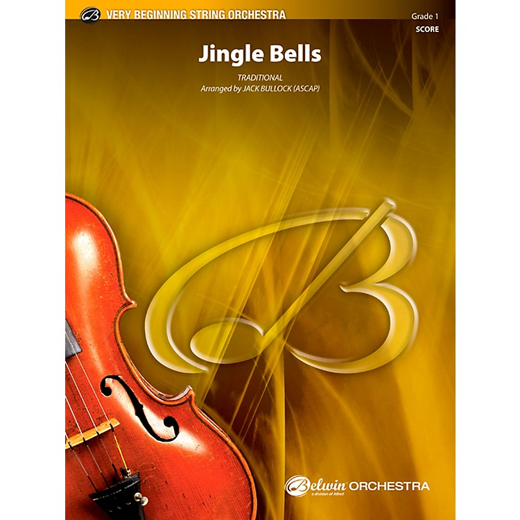 AlfredJingle Bells String Orchestra Grade 1 Set