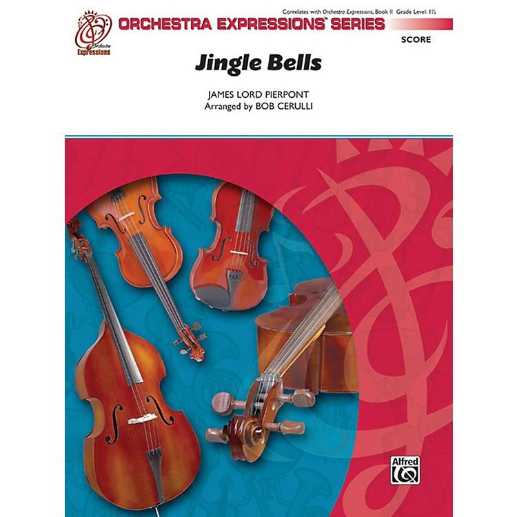 AlfredJingle Bells String Orchestra Grade 1.5
