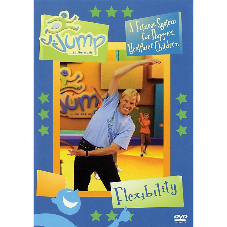 JGP ProductionsJjump to the Music - Flexibility (A Fitness System for Happier, Healthier Children)