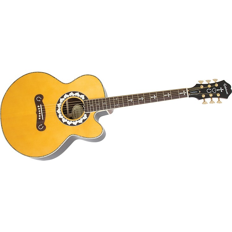 EpiphoneJoan Sebastian Triunfadora Acoustic-Electric Guitar