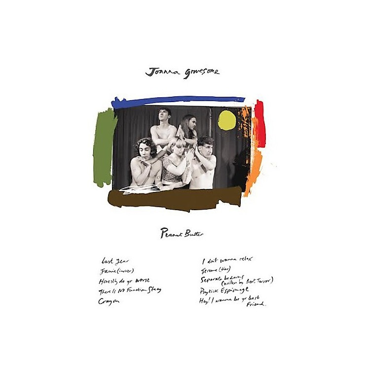 AllianceJoanna Gruesome - Peanut Butter