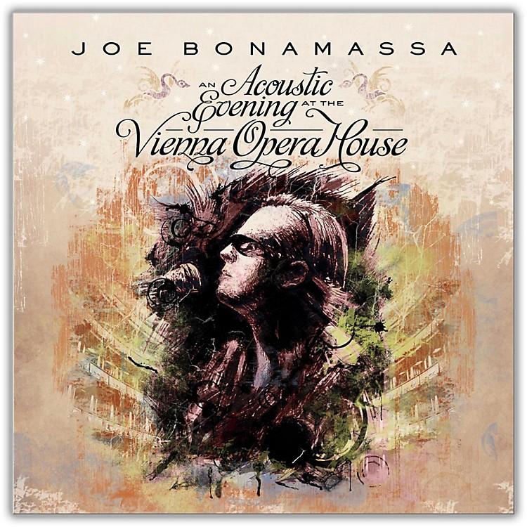 Universal Music GroupJoe Bonamassa - An Acoustic Evening At The Vienna Opera House [3 LP]