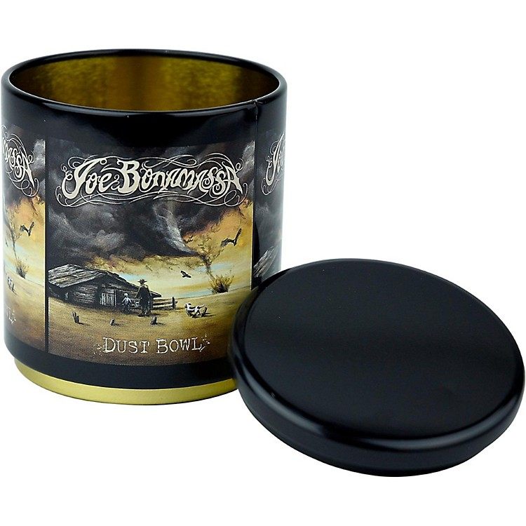 Iconic Concepts Joe Bonamassa Stackable Tin - Dust Bowl