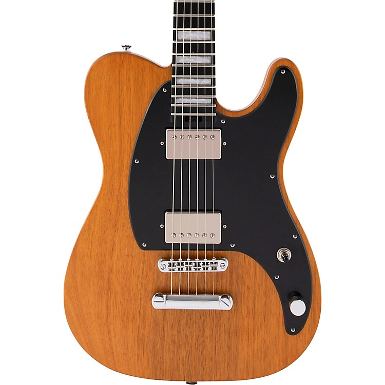 CharvelJoe Duplantier Signature Pro-Mod San Dimas Style 2 HH E Mahogany Electric GuitarNatural