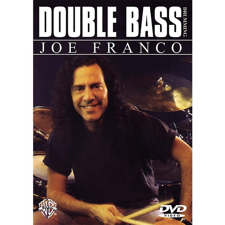 AlfredJoe Franco Double Bass Drumming (DVD)