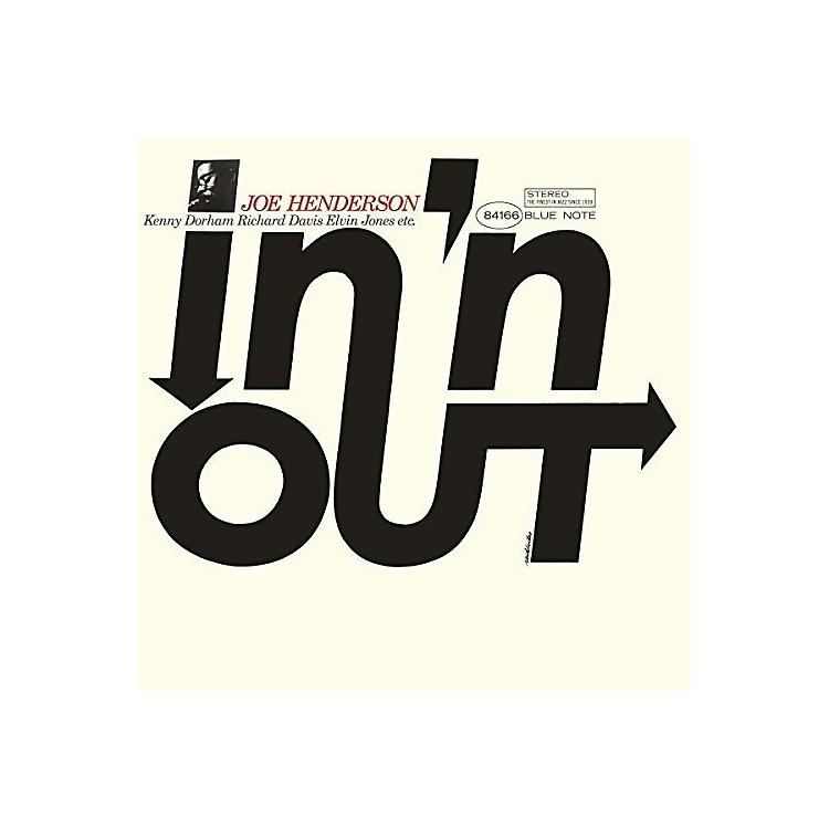 AllianceJoe Henderson - In N Out