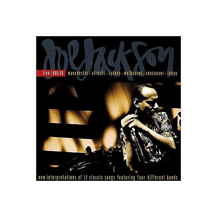 AllianceJoe Jackson - Live 1980 / 1986