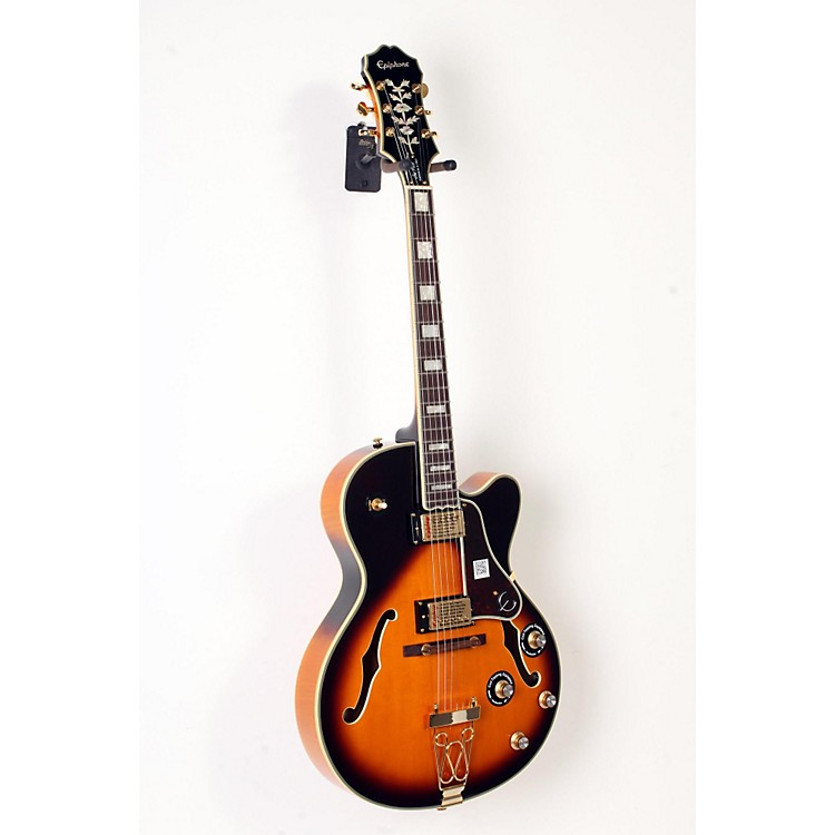 Epiphone Joe Pass Emperor-II PRO Electric Guitar Vintage Sunburst 888365903880