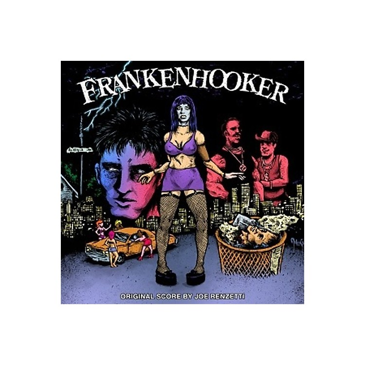 AllianceJoe Renzetti - Basket Case 2 / Frankenhooker (Original Soundtrack)