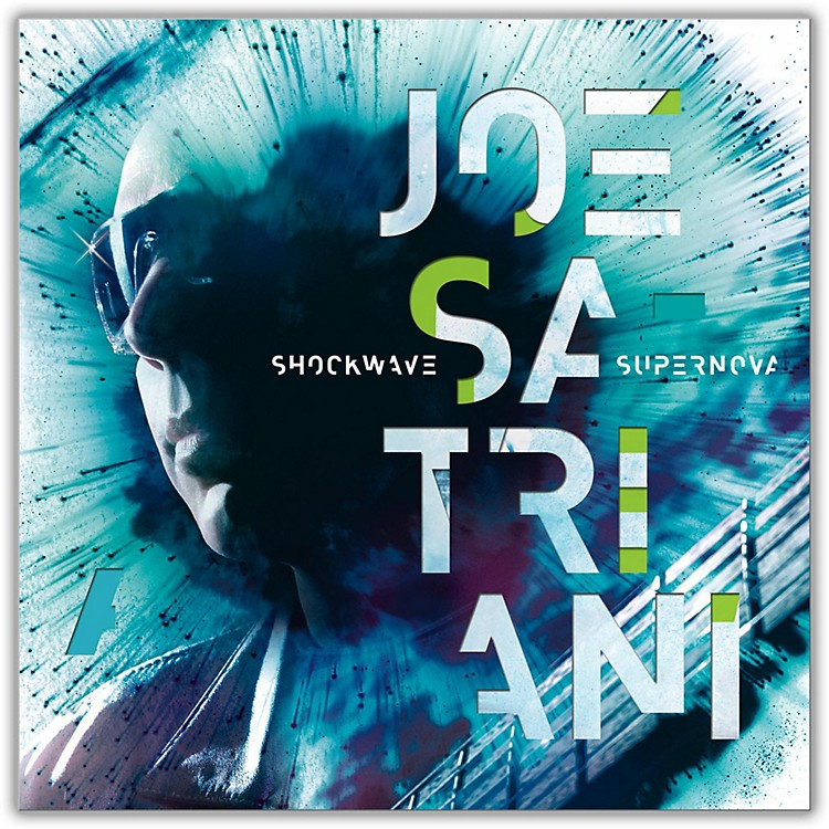 Sony Joe Satriani - Shockwave Supernova Vinyl LP