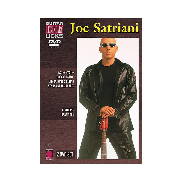 Cherry LaneJoe Satriani (2-DVD Set)