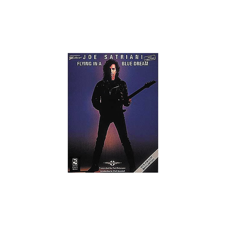 Cherry LaneJoe Satriani Flying in a Blue Dream Guitar Tab Songbook
