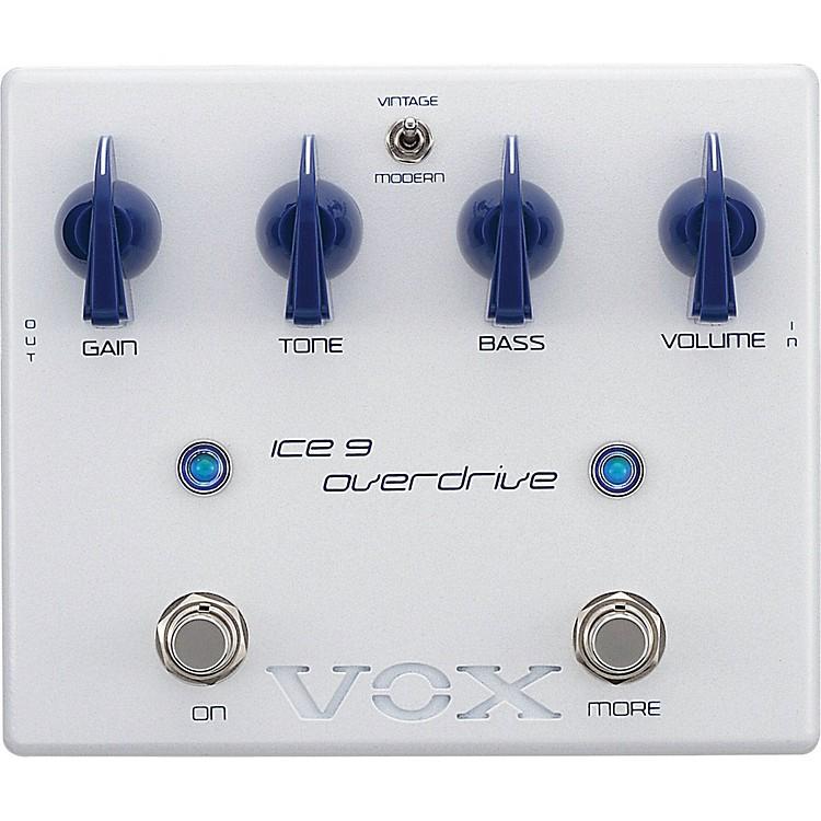 VoxJoe Satriani Ice 9 Overdrive Guitar Effects Pedal