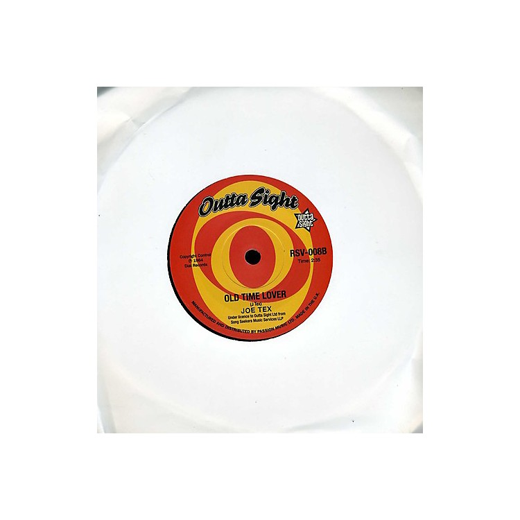 AllianceJoe Tex - I Wanna Be Free/Old Time Lover
