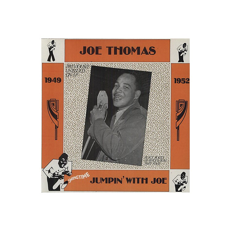 AllianceJoe Thomas - Jumpin' With Joe