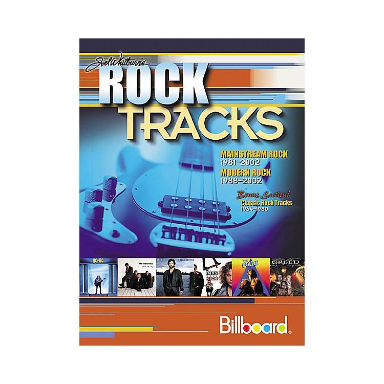 Record ResearchJoel Whitburn's Rock Tracks Book