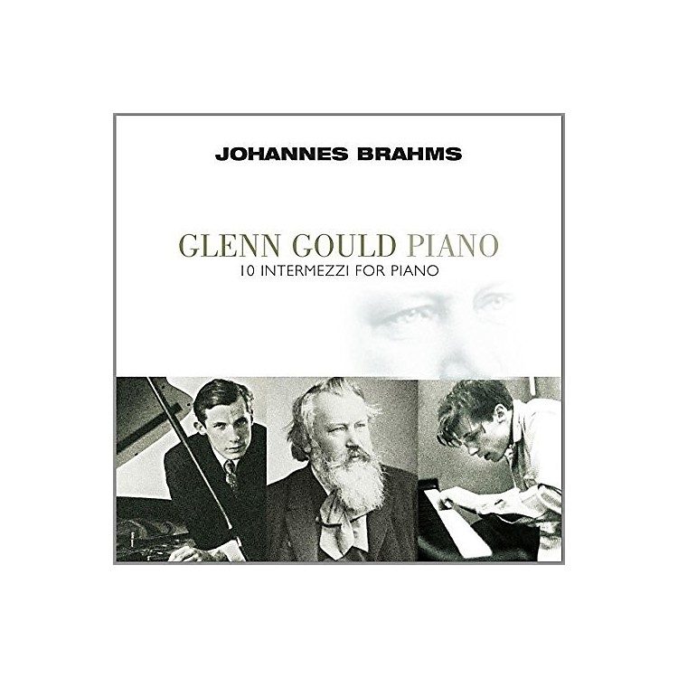 Alliance Johannes Brahms - 10 Intermezzi for Piano