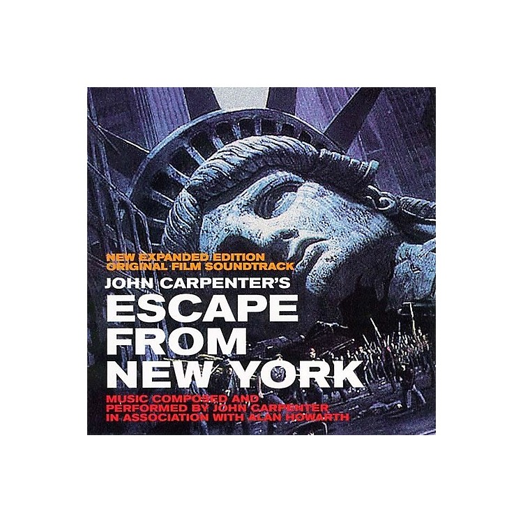 AllianceJohn Carpenter - Escape from New York (Original Soundtrack)