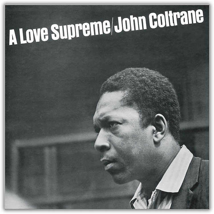 Universal Music Group John Coltrane - A Love Supreme Vinyl LP