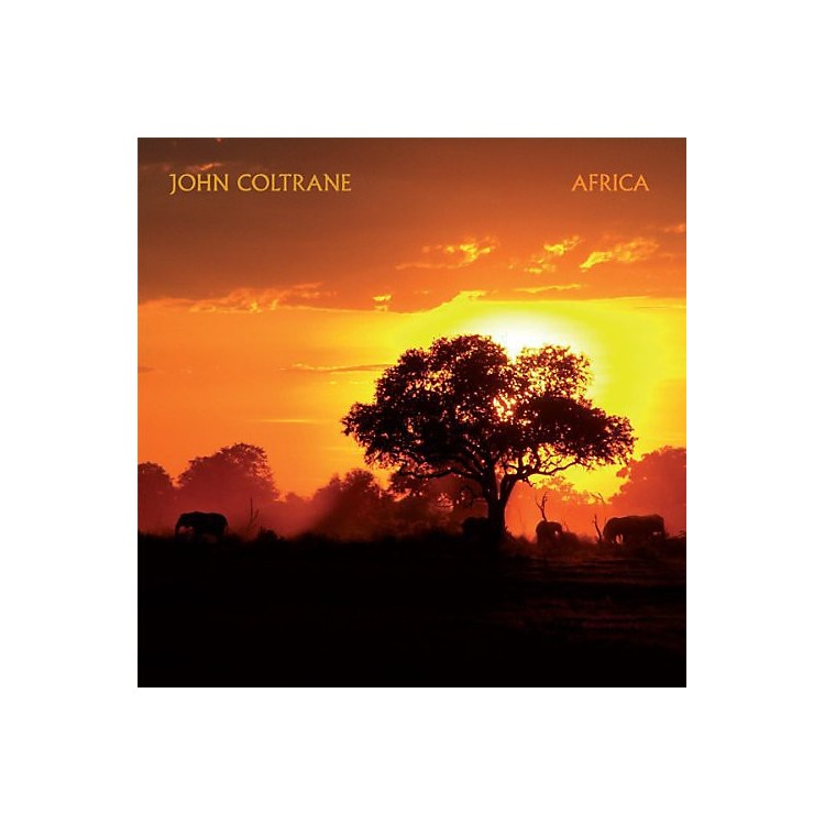 Alliance John Coltrane - Africa