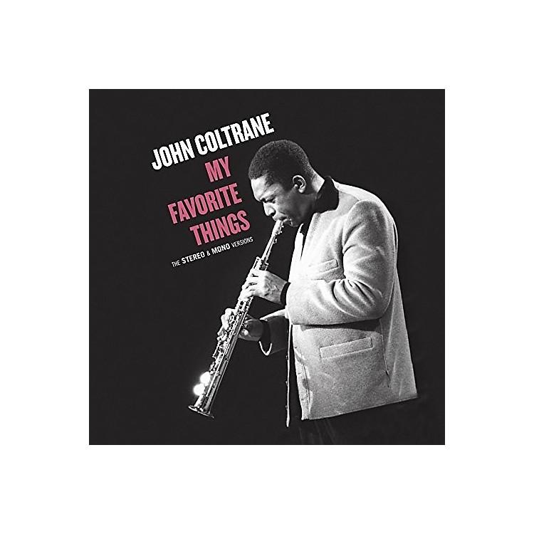 AllianceJohn Coltrane - My Favorite Things: Stereo & Mono Original Versions