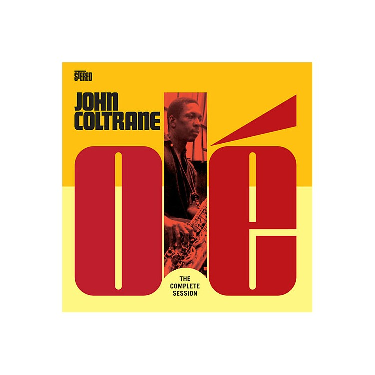 Alliance John Coltrane - Ole Coltrane: The Complete Session