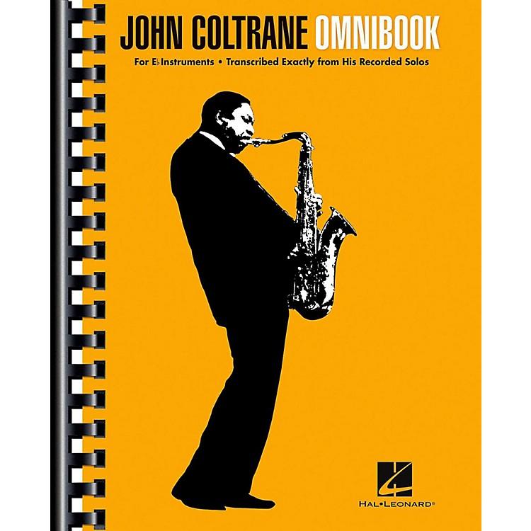 Hal LeonardJohn Coltrane - Omnibook For E Flat Instruments