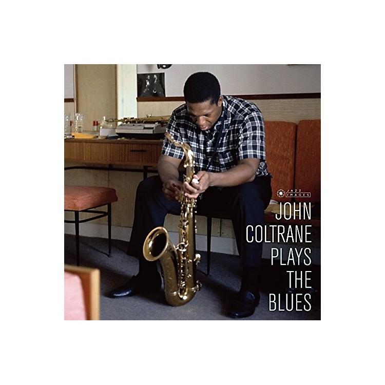 AllianceJohn Coltrane - Plays The Blues (Cover Photo By Jean-Pierre Leloir)