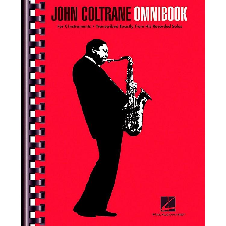 Hal LeonardJohn Coltrane Omnibook For C Instruments