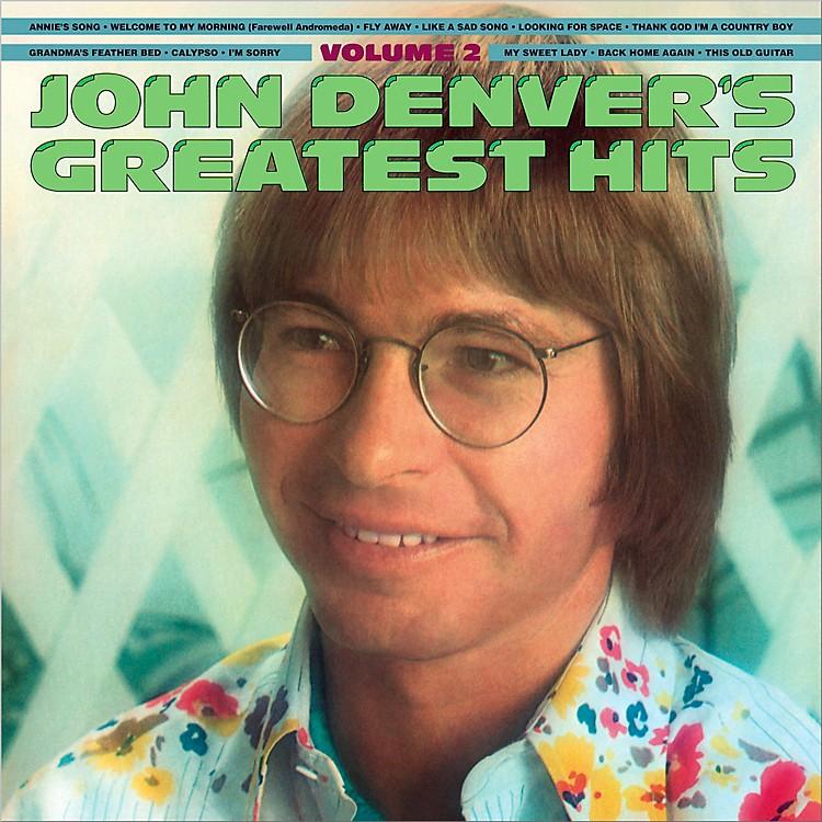 REDJohn Denver - Greatest Hits Vol II