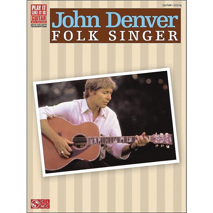 Cherry LaneJohn Denver Folk Singer Tab Book