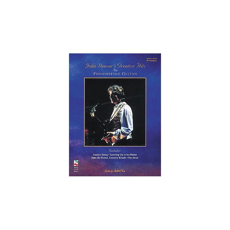 Hal LeonardJohn Denver Greatest Hits for Fingerstyle Guitar Tab Book