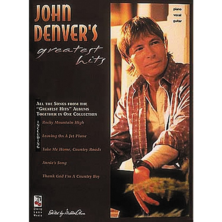 Hal LeonardJohn Denver's Greatest Hits Piano, Vocal, Guitar Songbook