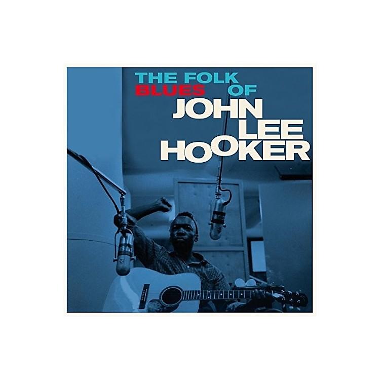 AllianceJohn Lee Hooker - Folk Blues Of + 3 Bonus Tracks