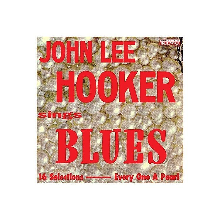 AllianceJohn Lee Hooker - Sings Blues