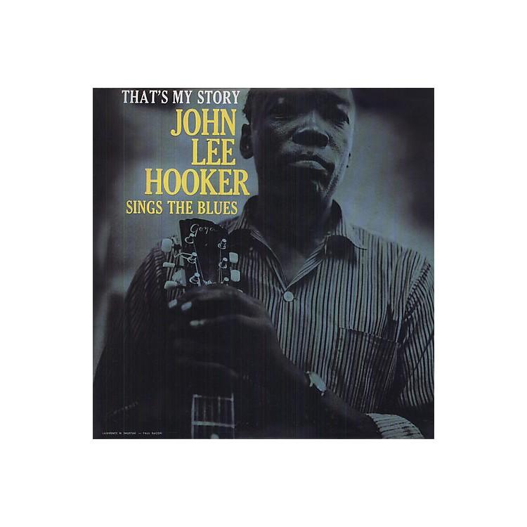 AllianceJohn Lee Hooker - That's My Story