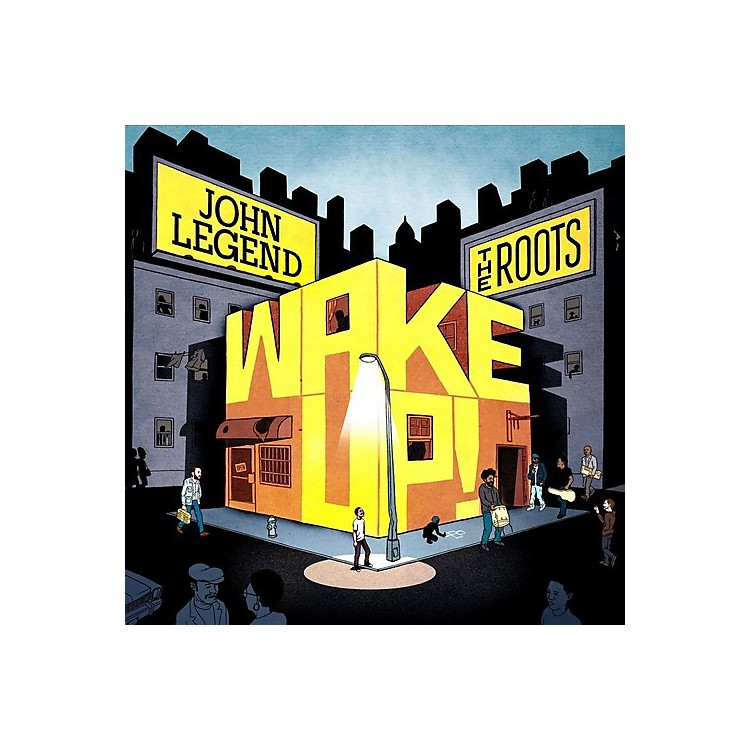 AllianceJohn Legend - Wake Up!