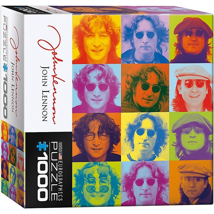 EurographicsJohn Lennon - Color Portraits Puzzle