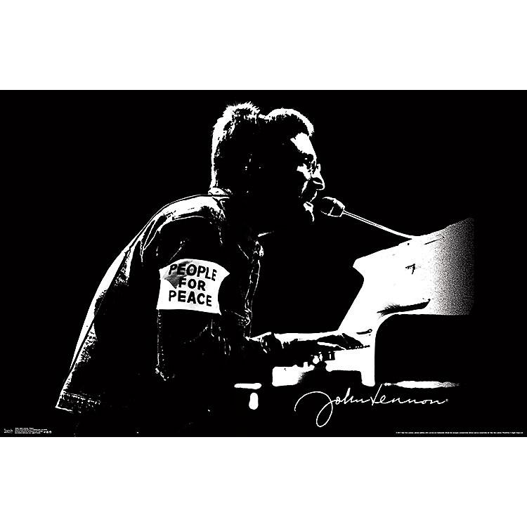 Trends InternationalJohn Lennon - Peace PosterRolled Unframed