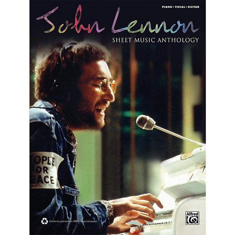 AlfredJohn Lennon - Sheet Music Anthology P/V/C Book